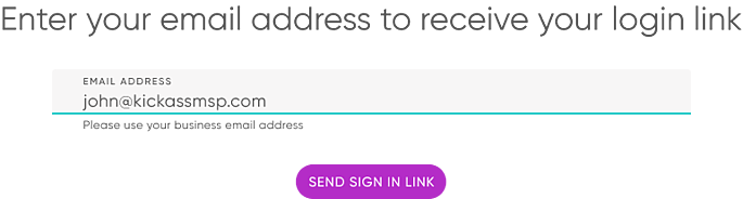 Magic Link Sign in-1